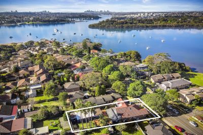 Large family home on a large, wide fronted, North to rear parcel and flexible R3 zoning