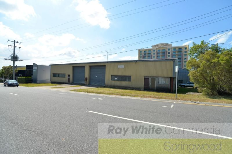 600sqm Freestanding Warehouse In Springwood