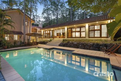 A Touch of Tuscany in the Gold Coast Hinterland