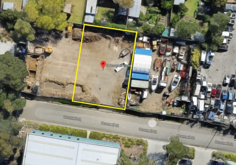 Secure Hardstand / Land in Central Location