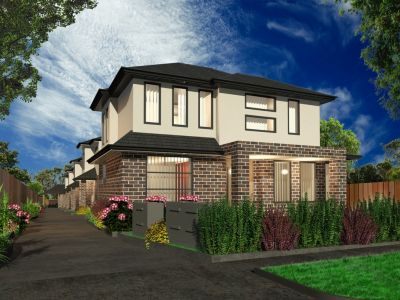 New Townhouse Living! Buy Off The Plan And Save!
