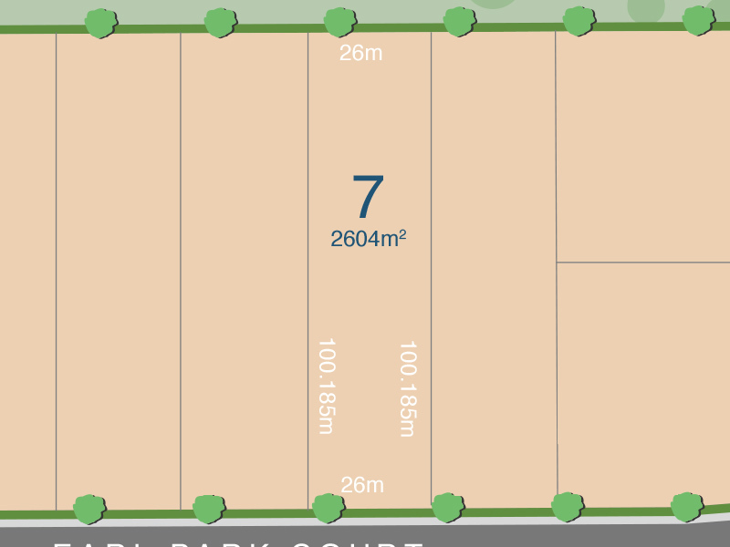 Kitchener Lot 7  Earl Park