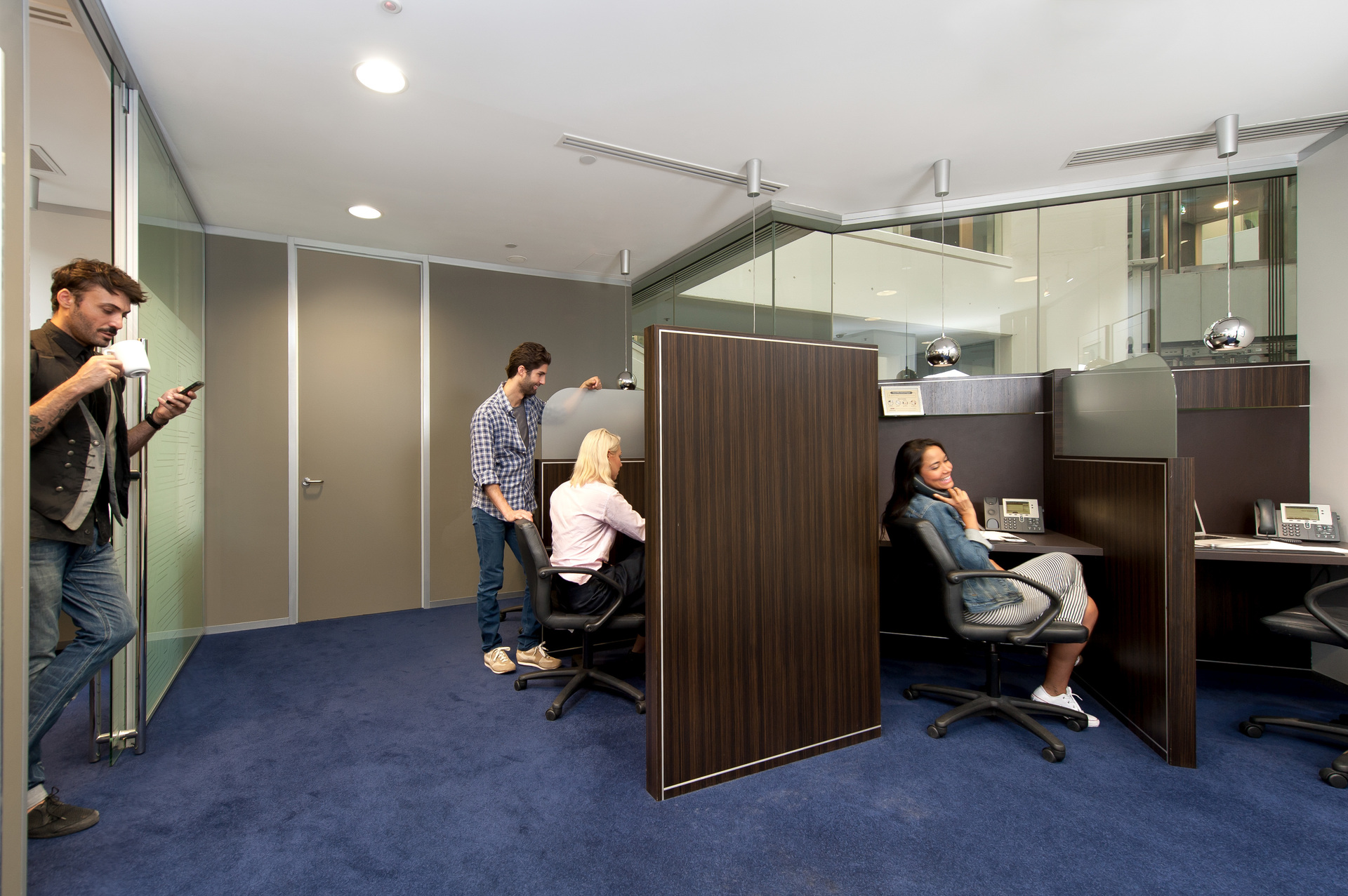 1-PERSON OFFICES LOCATED IN PARRAMATTA