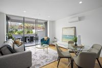 Quality contemporary apartment in exceptional location