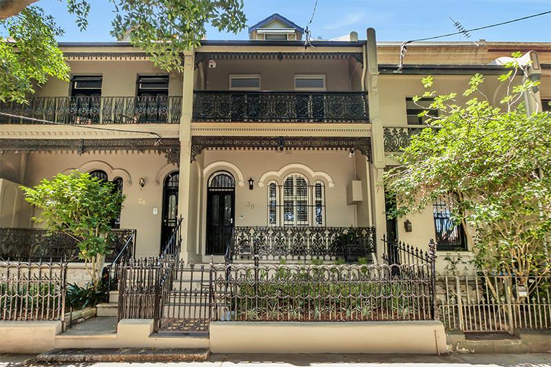 Classic Terrace, Elegantly Redesigned