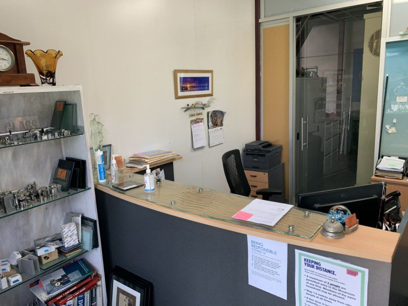 BRILLIANT FRONT UNIT WITH OFFICE!