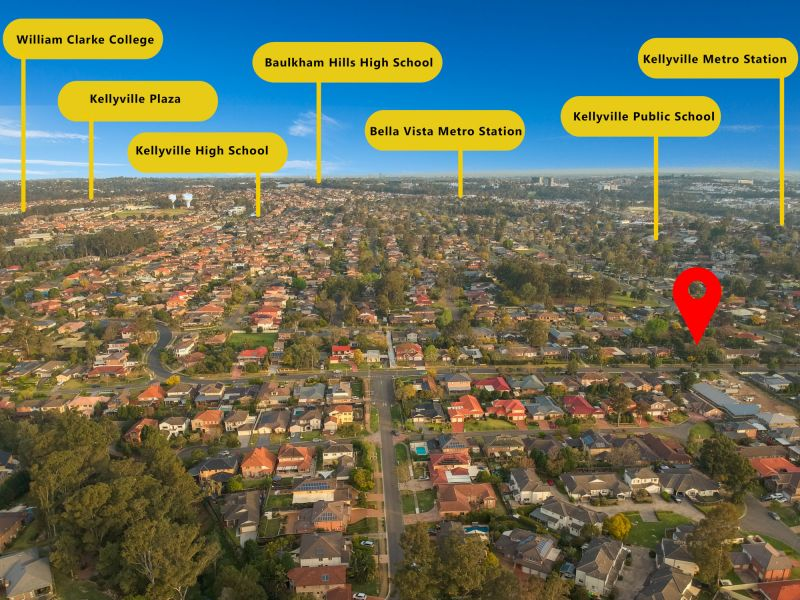 71 Acres Road, Kellyville