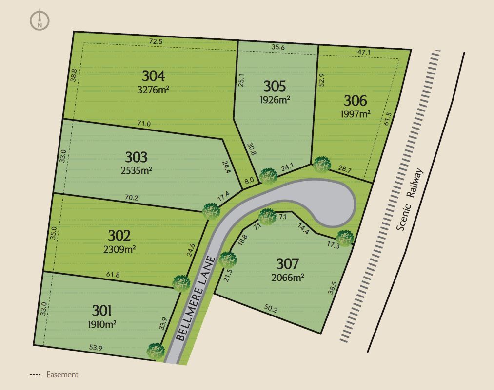 Lot 305 Bellmere Lane, Redlynch QLD 4870