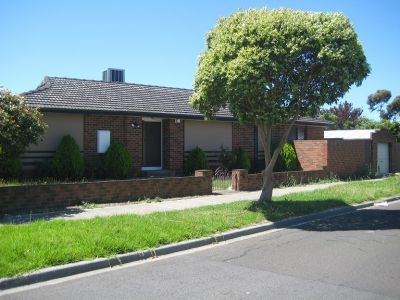 Updated Brick Veneer Home
