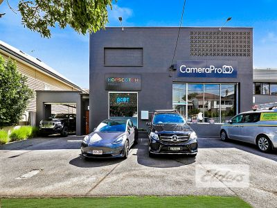 QUALITY OFFICE/SHOWROOM - HEART OF NEWSTEAD!