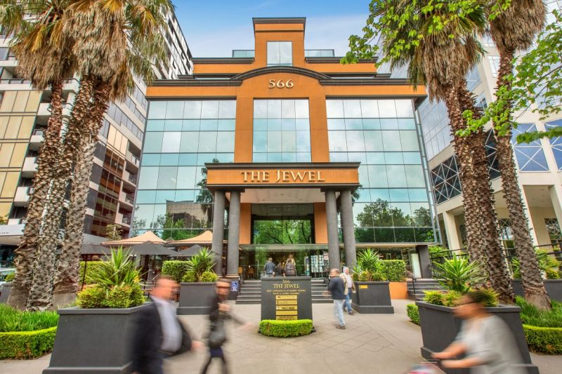 Prime purchasing opportunity on the edge of Melbourne CBD