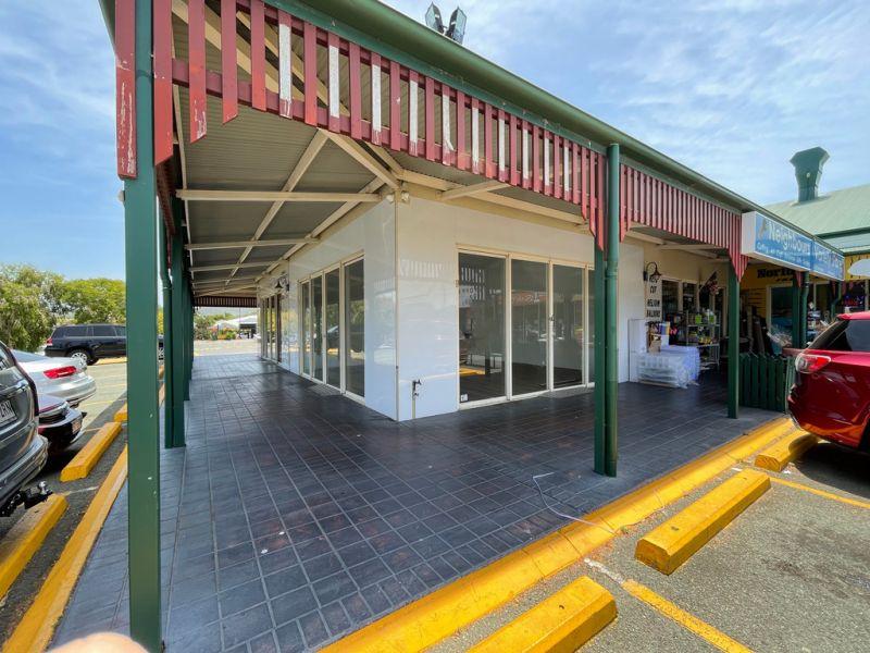Corner Location In Coles Anchored Shopping Centre