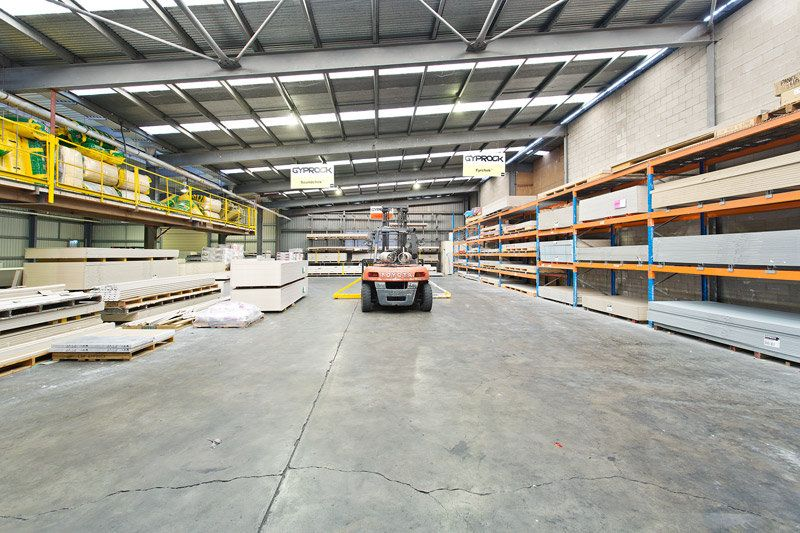 Storage warehouse available