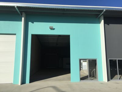 150 SQM BRAND NEW INDUSTRIAL UNIT | BELLS CREEK
