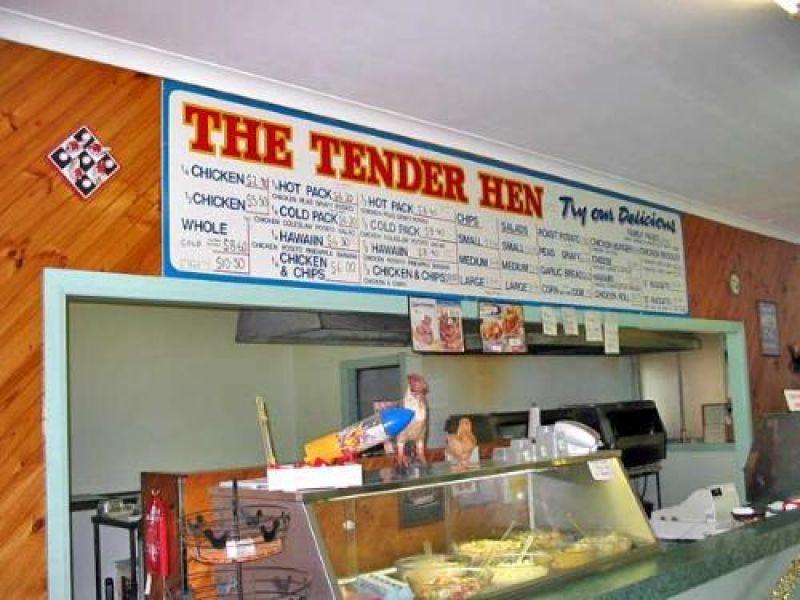 Tender Hen