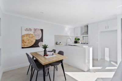 UNIT 3 IS UNDER OFFER - BRAND NEW LUXURIOUS AND HIGH END APARTMENTS!