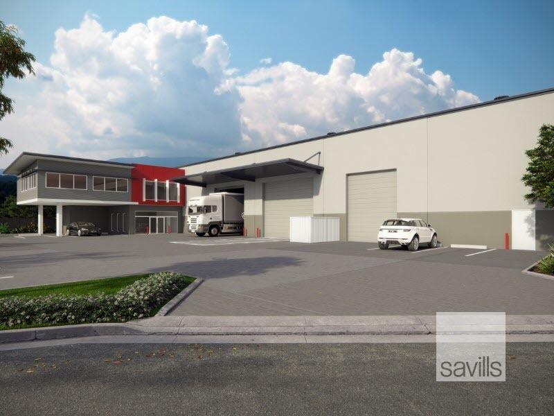 Brand new freestanding office warehouse