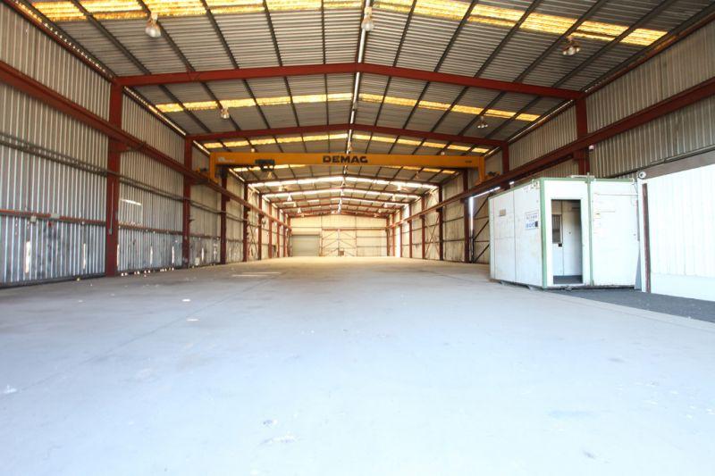Factory Plus Gantry Crane - Maddington