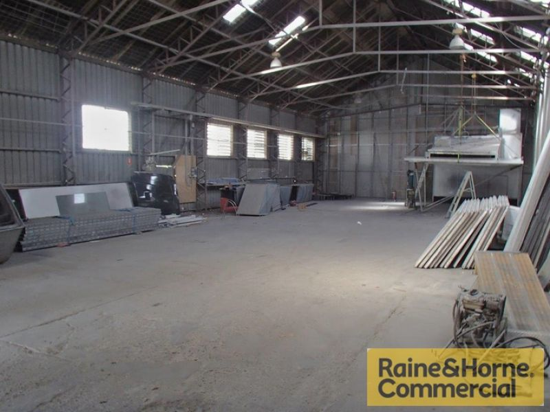 Metal Clad Warehouse located just off Ipswich Road