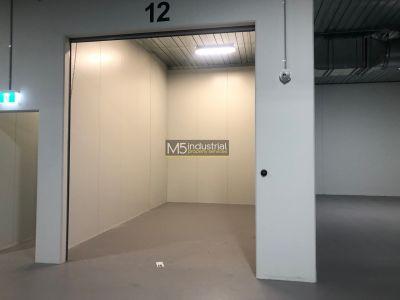 27sqm - SECURE Storage Unit