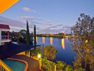 Spacious Home on Wide Waterfront, North East Facing with Surfers Views, Huge  1,023 sqm block