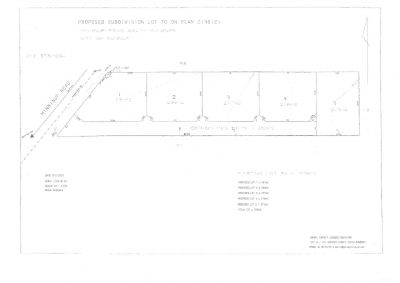 Proposed/Lot 1, 45 Minninup  Road, South Bunbury