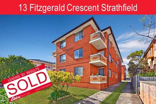 Mr & Mrs Bryant   Fitzgerald Cres Strathfield