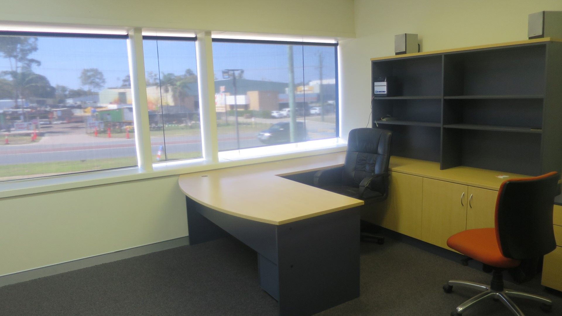 STREET FRONT OFFICE AND / OR WAREHOUSE - AVAILABLE INDIVIDUALLY OR COMBINED