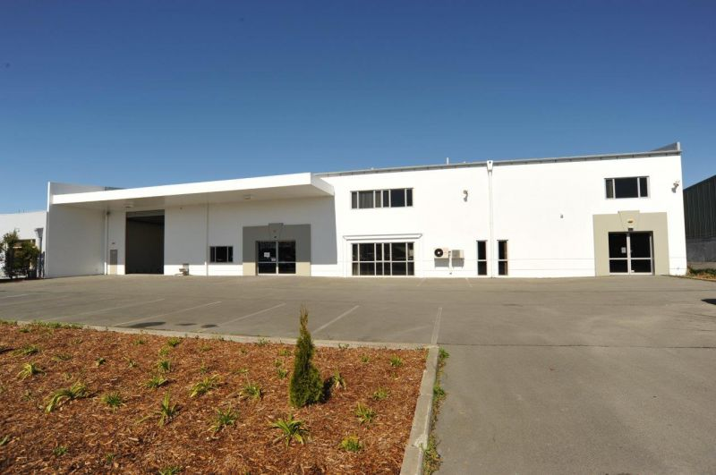 Multi purpose warehouse for lease