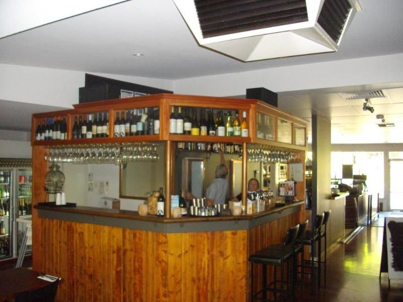Cafe & Wine bar doing over $15,000 a week. Figures available.