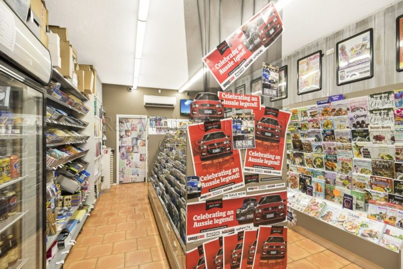 Business For Sale - Chirn Park Newsagency 'Multi Award Winning Business - Net Profit $341,697'