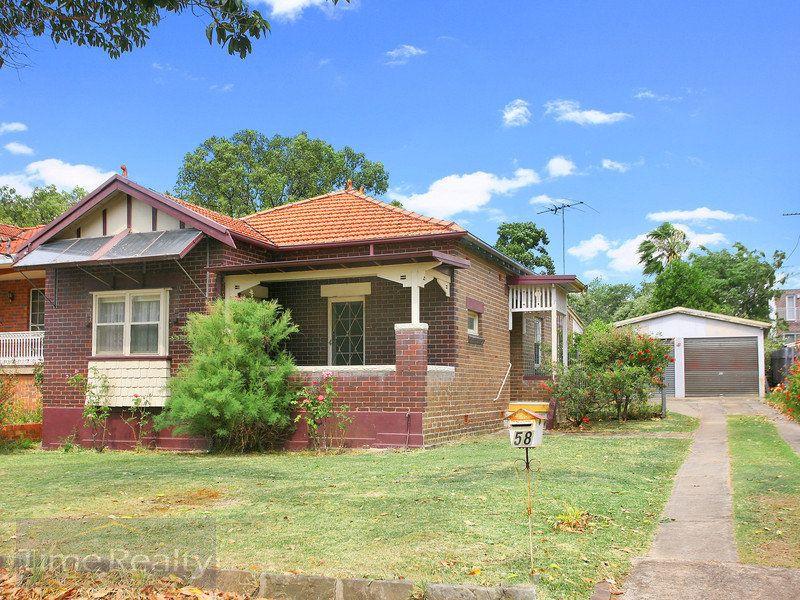 58 Badgery Avenue, Homebush NSW