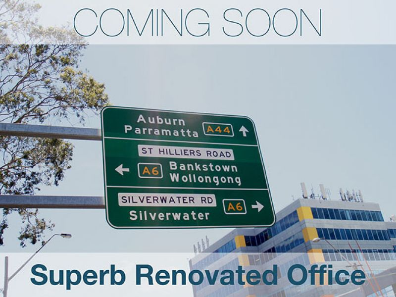 COMING SOON -  OFFICE BUILDING