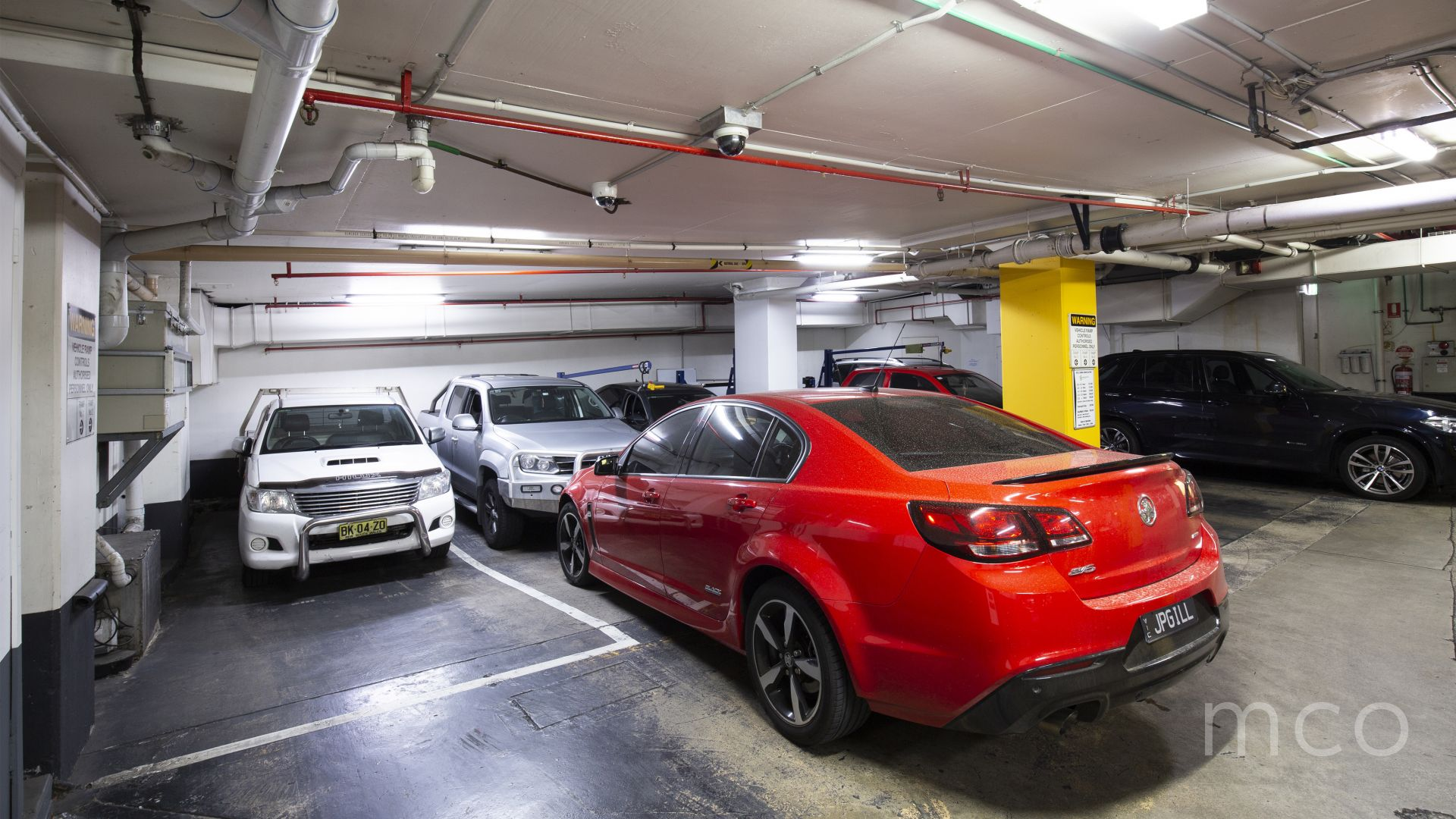 CBD Car Parks for Sale with Strong Return