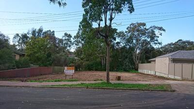 Idyllic location adjacent to reserve.   Lot 251 UNDER OFFER