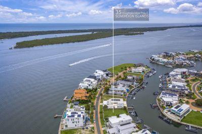 PREMIUM WATERFRONT VACANT LAND - BRIDGE FREE OCEAN ACCESS