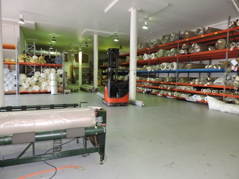 REFURBISHED HIGH CLEARANCE INDUSTRIAL UNIT