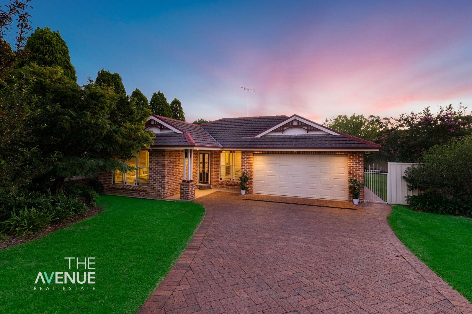 16 Melanie Place, Bella Vista NSW 2153