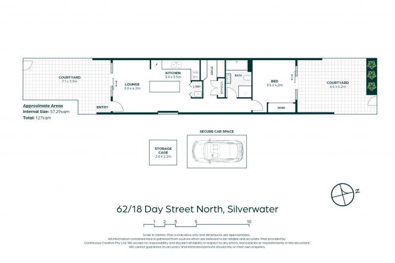 62/18 Day Street Silverwater 2128