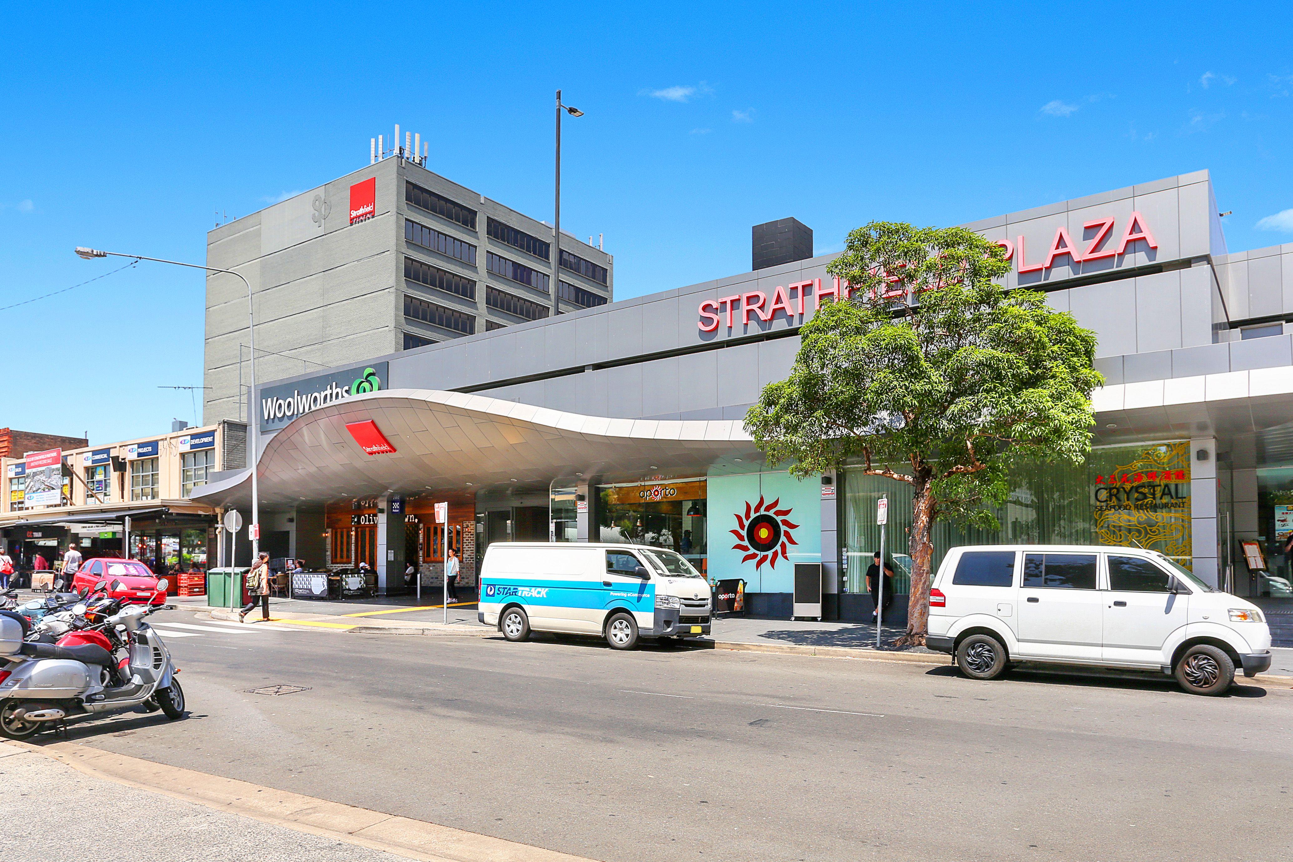 7E/30-34 Churchill Avenue, Strathfield NSW 2135