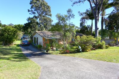 Great Potential On A 1293sqm Block