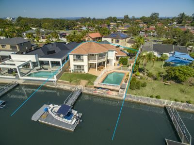 Private & Peaceful  18m* Waterfrontage