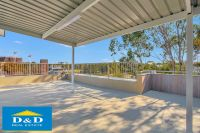 Brand New Penthouse. Massive 3 Bedroom Apartment. Huge Terrace Balcony Overlooking Lake. Walk to Merrylands Station & Shopping & Parramatta