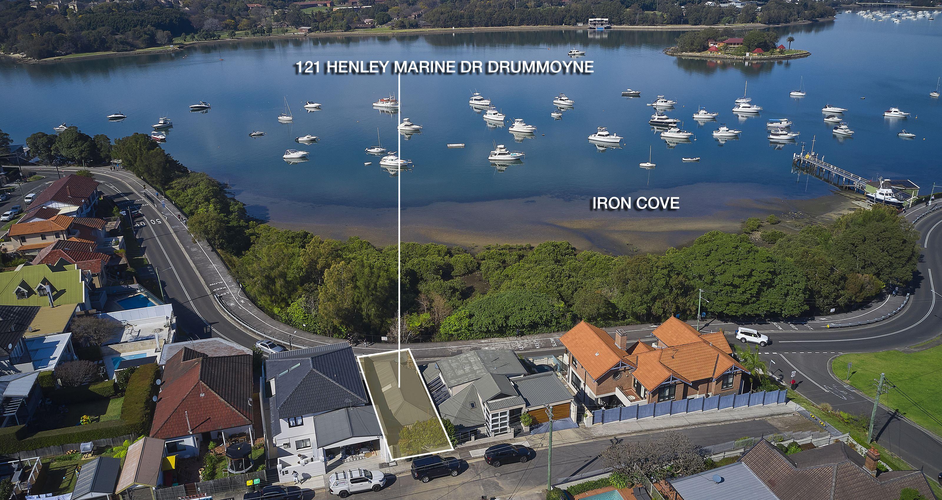121 Henley Marine Drive, Drummoyne NSW 2047
