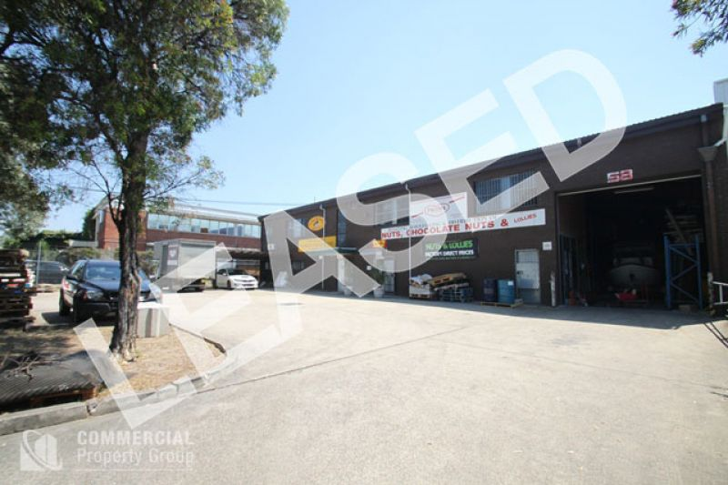 LEASED BY DAVID FALCIONI - 950m² FREESTANDER