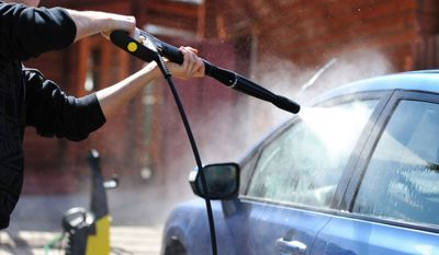 Well-located busy independent car wash for sale Near Melbourne CBD-Ref:17218
