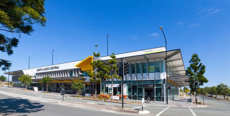 120m² Office – Centrally located -  North Lakes