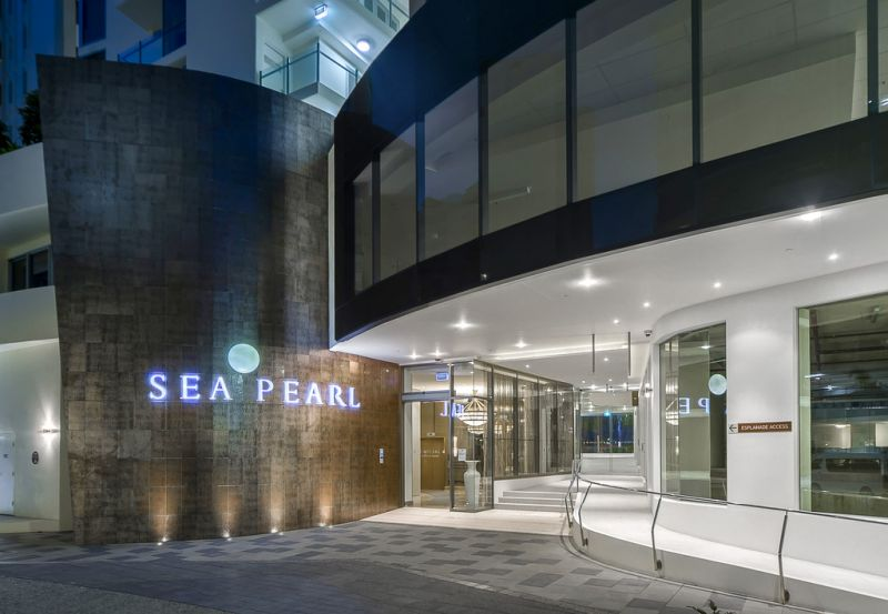 Professional Office In The Sea Pearl Resort
