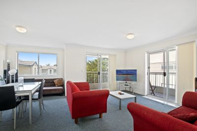 House sized floorplan in the heart of Burleigh