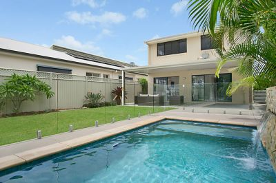 Stunning Contemporary Miami Home